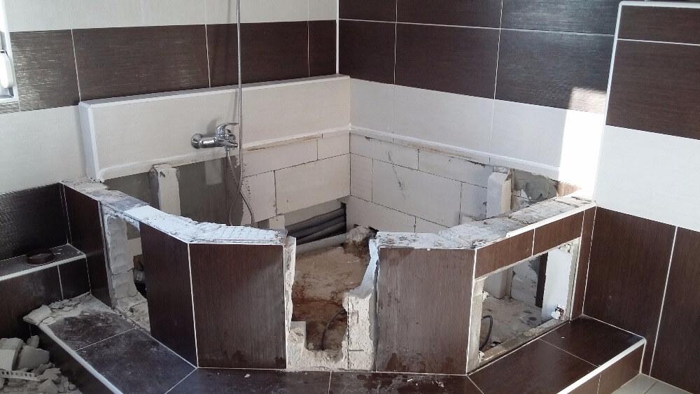 Oprava a rekonstrukce koupelny. Naše reference.