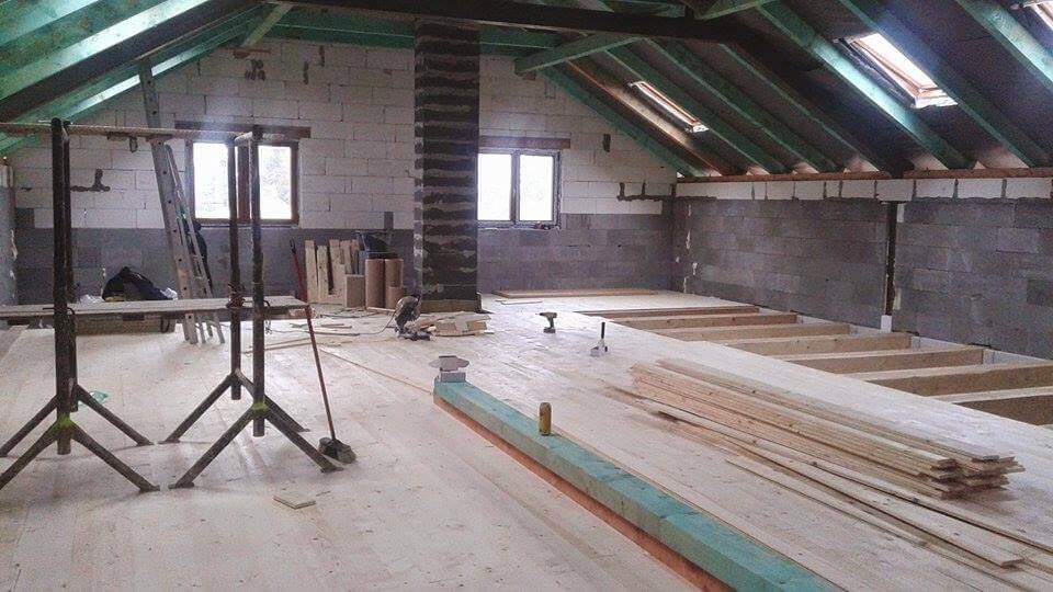 Další reference z opravy střechy