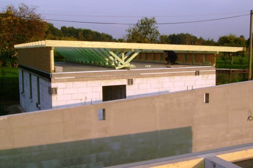 Realizace střech pro našeho klienta
