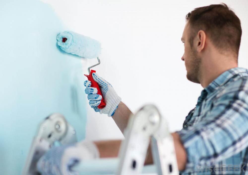 Malování pro Váš dům, byt, prodejnu, provozovnu nebo třeba garáž.